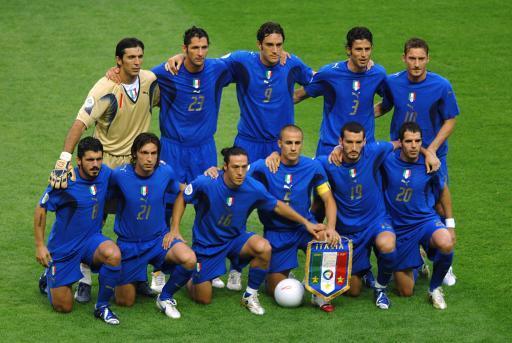 06世界杯决赛_意大利队 2006年世界杯决赛阵容_百度知道