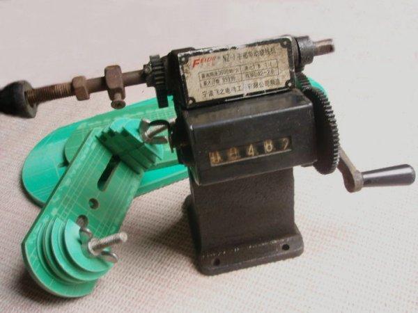 电机绕线机_手动电机绕线机,铜漆包线,及电机修理工具有售吗?_百度知道