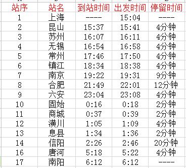 k527次列车时刻表_K1106次列车经过各站时刻表_百度知道