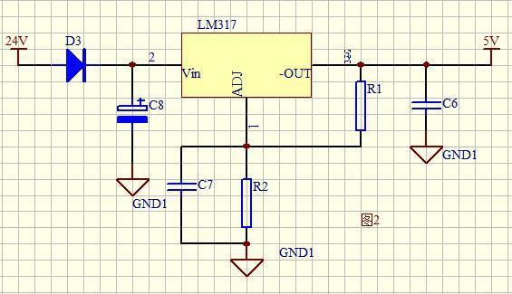 5v控制24v电路_24V-5V转换电路分析_百度知道