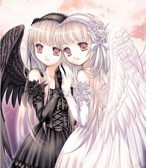 特务搜查官动漫_求天使和恶魔的图片【动漫!】_百度知道