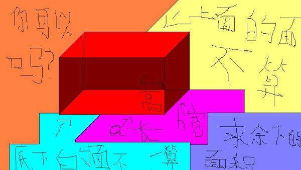 长方形的侧面积公式_【长方体的侧面积公式】百度作业帮