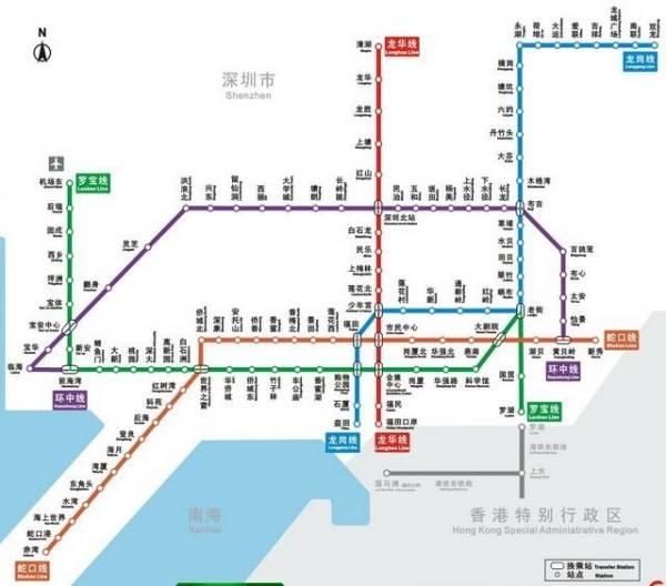 深圳龙华地铁线_深圳地铁环中线、龙岗线什么时候开通?或者全线开通?_百度知道