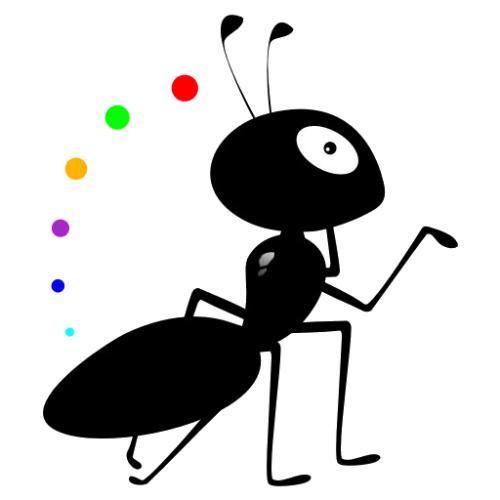 蚂蚁和蜜蜂漫画_蜜蜂和蚂蚁有什么一样的地方吗?
