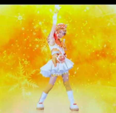 舞法天女�y�_如何评论《舞法天女朵法拉》?