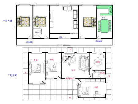 圖_四間樓房設計圖_二屋樓房設計圖_平方樓房設計圖片