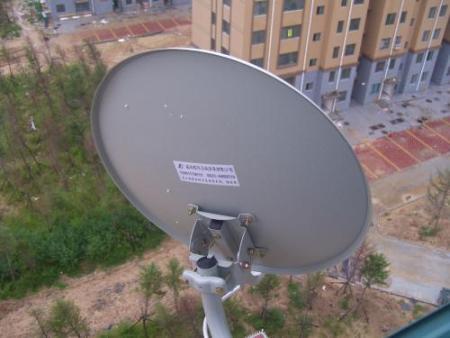 卫星电视接收器_关于电视卫星接收天线【俗称小锅】 现在小锅还能用吗