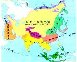 亚洲国家_亚洲主要国家的位置,地形,气候,河流,农业,工业,交通!