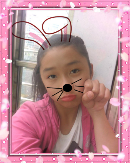 14岁萌妹子照片_真实可爱女生照片 13,14岁左右图片