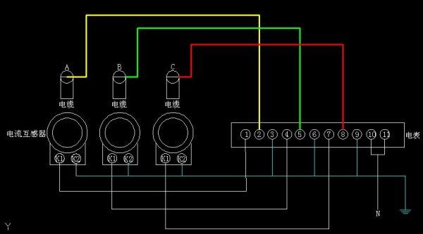 三相電流互感器符號 東莞長安舊變壓器回收公司